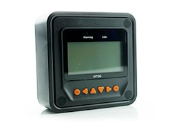 MPPT Controller - The Tracer BN marine series controllers are EP Solar's second generation of MPPT controllers. They have rapid MPP (Maximum Power Point) calculation capability to achieve the maximum output of a solar array.  At 99.5% efficiency they are one of the most energy efficient controllers available which means they will convert the maximum amount of solar energy to battery charging power.
