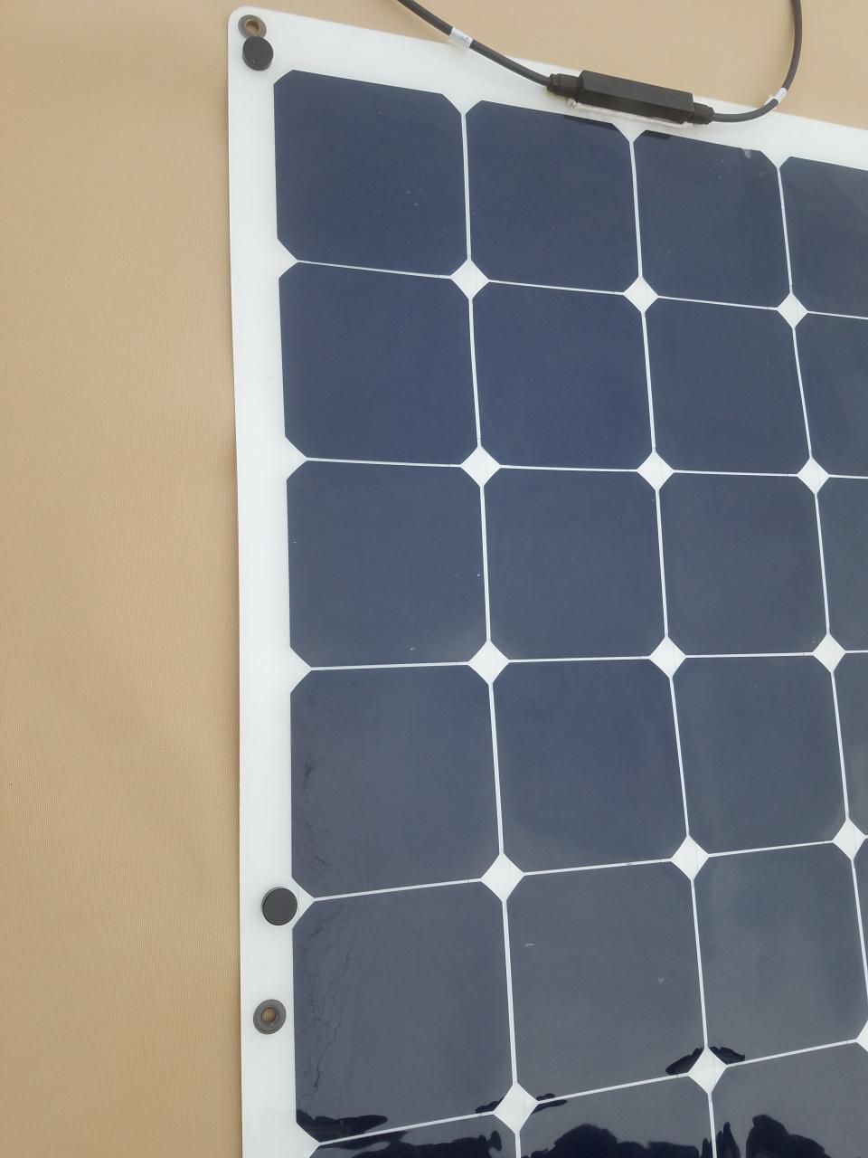 Auxiliary Solar Panel Kit Marine Wiring Diagram 120 Watt